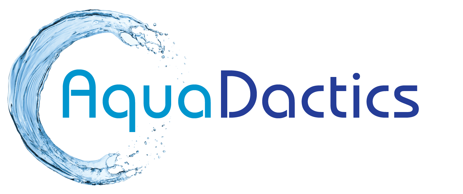 Aquadactics logo - large
